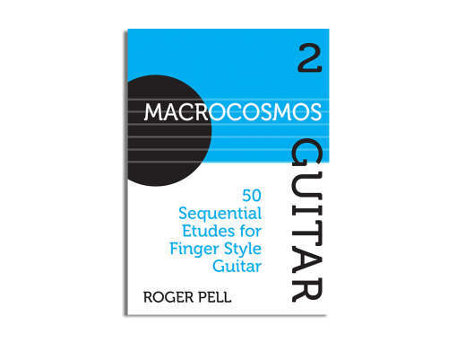 50 Sequential Etudes for Finger Style Guitar