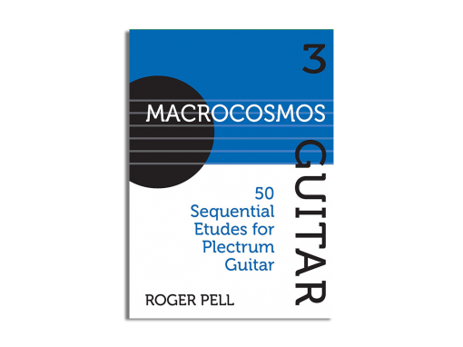 50 Sequential Etudes for Plectrum Guitar